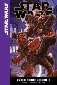 Vader Down, Volume 5 - Book #14 of the Star Wars 2015 Single Issues