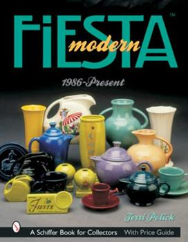 Paperback Modern Fiesta(tm): 1986-Present Book