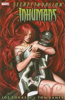 Secret Invasion: Inhumans - Book #10 of the Inhumans in Chronological Order