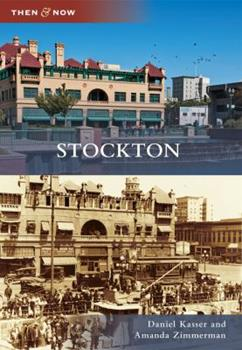 Stockton, California - Book  of the  and Now