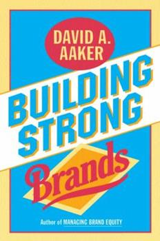 Hardcover Building Strong Brands Book