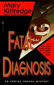 Fatal Diagnosis 0553575902 Book Cover