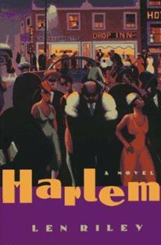 Harlem 0385485085 Book Cover