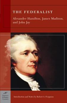 Paperback The Federalist Book