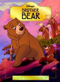 Brother Bear - Book  of the Disney's Wonderful World of Reading