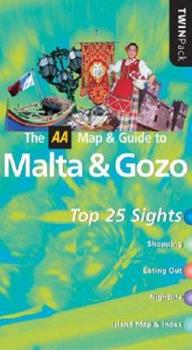Paperback Aa Twinpack Malta and Gozo Book