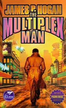 The Multiplex Man 0553089994 Book Cover