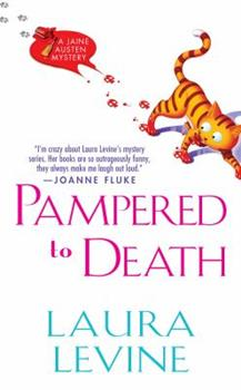Pampered to Death 1611731666 Book Cover