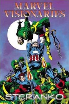 Marvel Visionaries: Jim Steranko - Book  of the Marvel