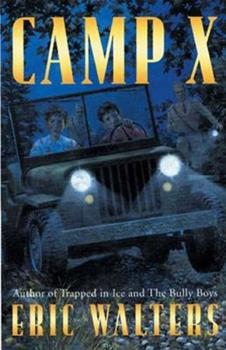 Camp X 0141313285 Book Cover