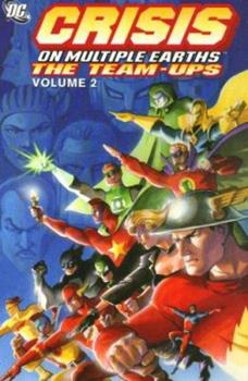 Crisis on Multiple Earths: The Team-Ups, Vol. 2 - Book  of the Complete Justice Society