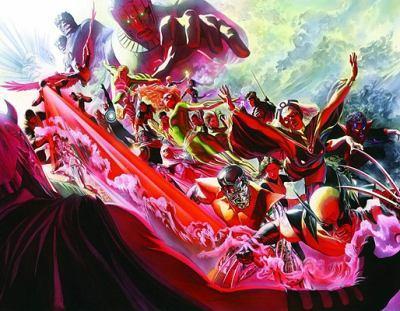 Uncanny X-Men: Manifest Destiny - Book #7 of the X-Men Marvel Deluxe Astonishing 4