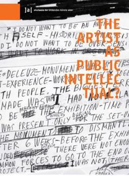 Paperback The Artist as Public Intellectual? Book