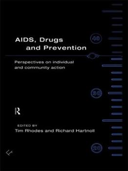 Hardcover AIDS, Drugs and Prevention Book