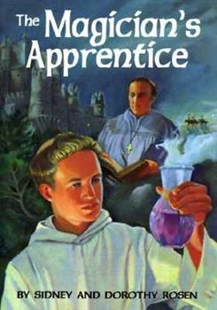 The Magician's Apprentice (Adventures in Time) 0876148097 Book Cover