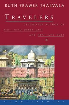 Travelers 1582430330 Book Cover