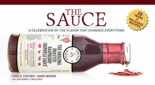 The Sauce: A Celebration of the Flavor That Changed Everything 1939055172 Book Cover