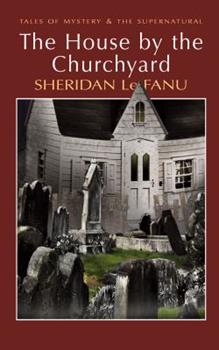 Paperback The House by the Churchyard Book