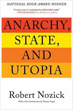 Anarchy, State, and Utopia 0465002706 Book Cover