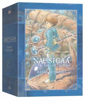 Nausicaä of the Valley of the Wind: The Complete Series book cover