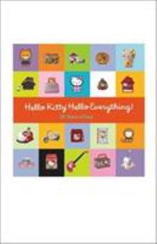 Hardcover Hello Kitty, Hello Everything: 25 Years of Fun Book
