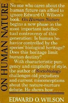 On Human Nature 0553129430 Book Cover