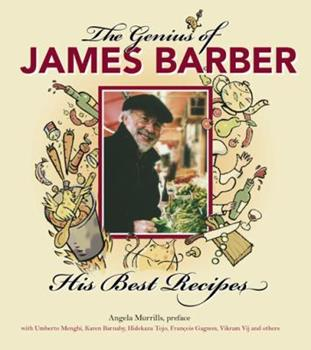 The Genius of James Barber: His Best Recipes 1550174495 Book Cover