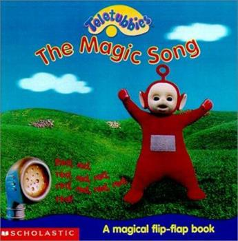 Magic Song - Book  of the Teletubbies