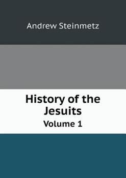 Paperback History of the Jesuits Volume 1 Book