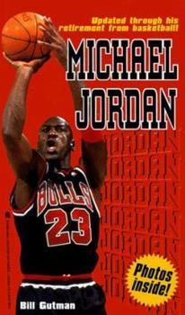 Michael Jordan: A Biography 0671519727 Book Cover
