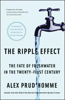 Clean, Clear, and Cold: The Fate of Fresh Water in the Twenty-First Century 1416535462 Book Cover