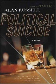 Political Suicide: A Novel (N/a) 0312314183 Book Cover