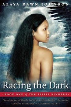 Racing the Dark 1932841288 Book Cover
