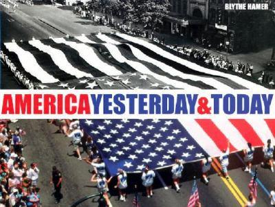 America Yesterday & Today 1842225774 Book Cover