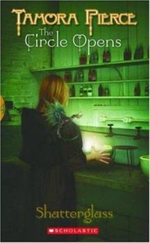 Paperback Shatterglass Book
