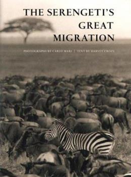 Hardcover The Serengeti's Great Migration Book