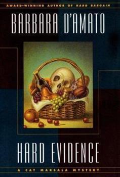 Hard Evidence (Cat Marsala) 0684833549 Book Cover