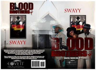 Paperback Unloyal Thieves 2: Blood Brothers Book