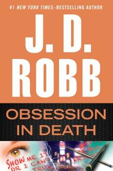 Hardcover Obsession in Death Book
