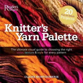 Knitters Yarn Palette 0762109092 Book Cover
