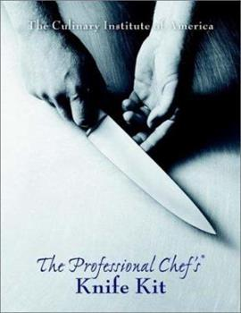 The Professional Chef's Knife Kit 0471349976 Book Cover