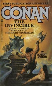 Conan voittamaton - Book  of the Conan the Barbarian