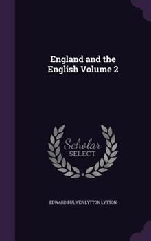 England and the English Volume 2 1356799884 Book Cover