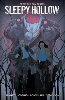 Sleepy Hollow, Vol. 1 - Book #1 of the Sleepy Hollow Comics