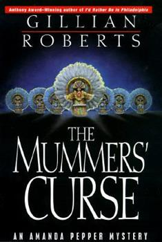 Mummers' Curse (Amanda Pepper Mysteries) 034540324X Book Cover
