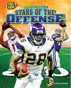 Pro Football's Stars of the Offense 1936088266 Book Cover