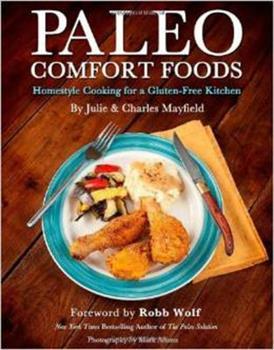 Paperback Paleo Comfort Foods Book