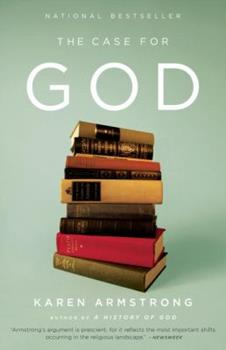 Paperback The Case for God Book