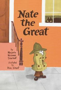 Nate the Great 044046126X Book Cover