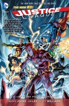 Justice League, Volume 2: The Villain's Journey - Book #2 of the Justice League 2011